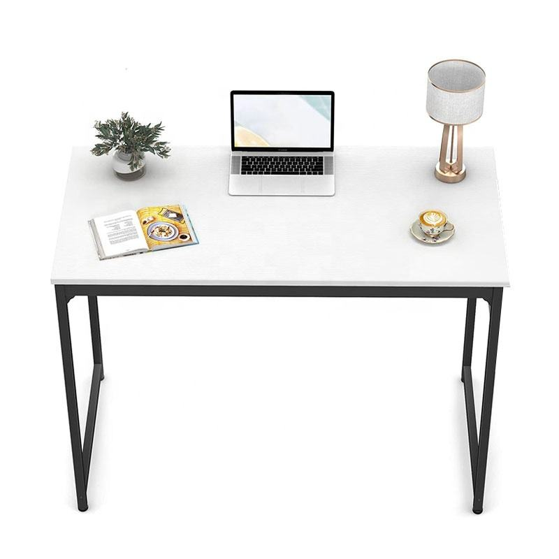 Wholesale Metal Legs An With Storage 2 Person Furniture Home Desks White Gloss Corner Desk For Office