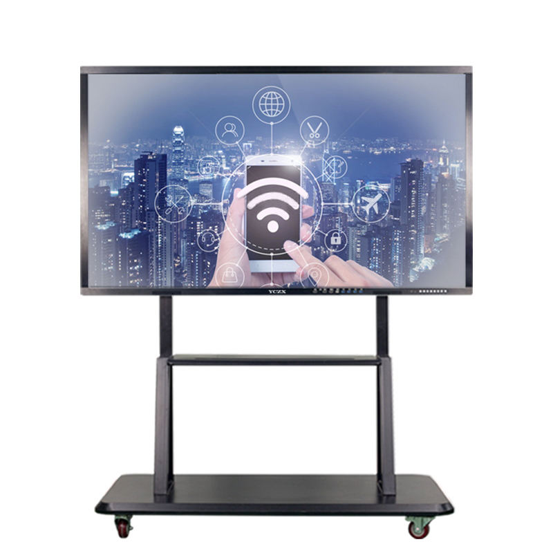 55 inch touch panel LED LCD Display Monitor Interactieve Flat Panel Touch Screen Smart TV boord