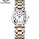 GUANQIN GS19151 luxury Pearl dial women ladies fashion quartz Relogio Feminino hand watch for girl