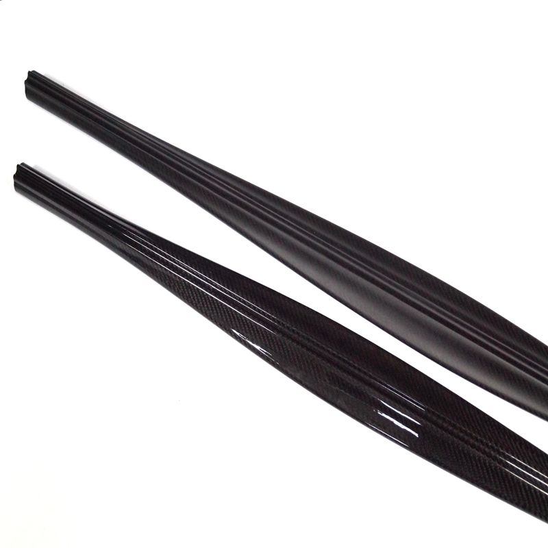 Spear Tube Track Carbon Fiber Black Technology Oem Resin Medical Surface Performance Epoxy speargun barrel tube 32.1x26.5x1200MM