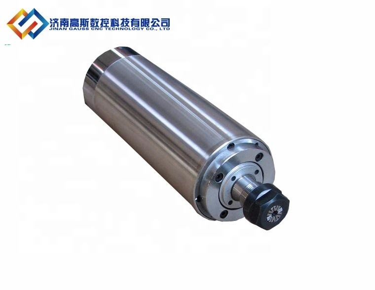 Gs 1.5Kw 2.2Kw 3.2Kw 4.5Kw 6Kw Water Cooling 24000RPM Spindle For CNC Router