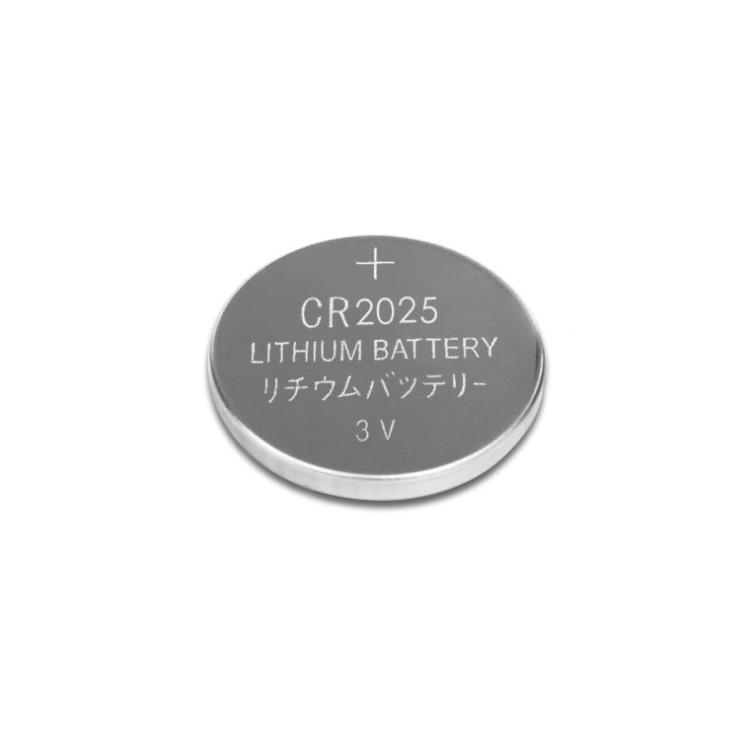 CR2025 3v 150mah lithium coin cell battery