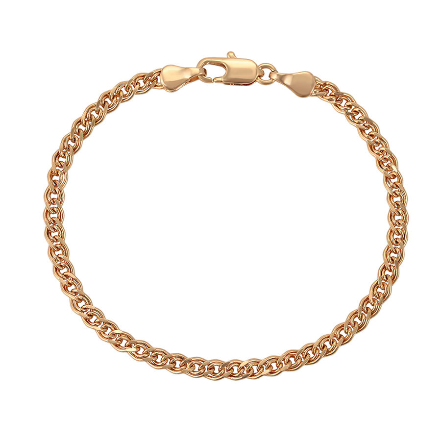 76668 Xuping fashion Saving linked bracelet jewelry bracelet 18k gold plated bracelet jewelry for women