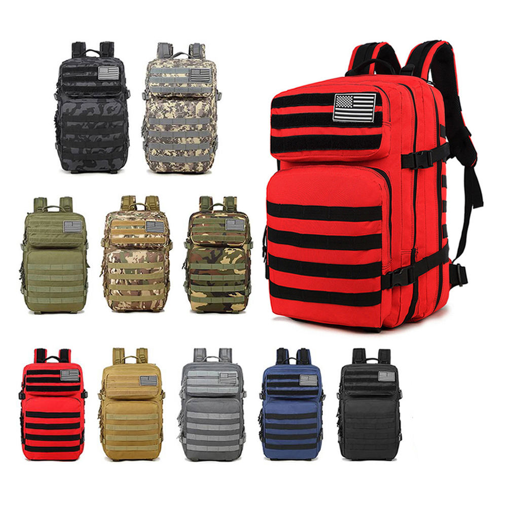 Bengku New Design Military Multi Waterproof Foldable Army Backpack Tactical