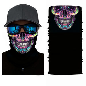 Grimace digital magic headscarf cycling digital headscarf customization neck tube head scarf bandana