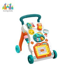 Baby Activity Toys China Factory Wholesale Plastic Baby Walker Toy Musical Baby Walker Learning Toys With Magnetic Drawing Board
