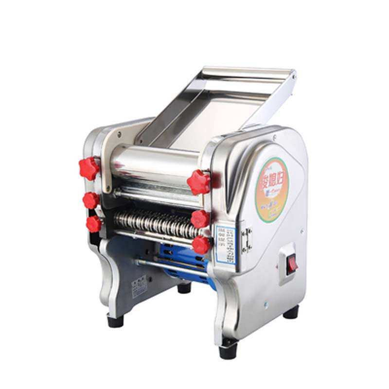 Electric Noodle Making Pasta Maker Dough Roller Noodle Cutting Machine
