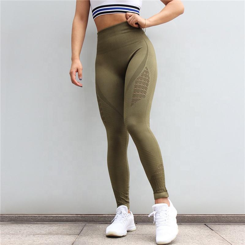 New Leggins Mujer Sport Women Fitness Seamless Leggings Sportswear Tights Woman Gym Legging Sport Leggins For Women
