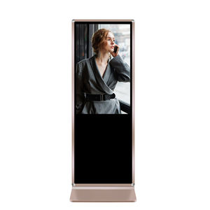 43 zoll stand werbung player lcd digital signage display 1080P hohe auflösung kiosk