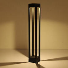 rectangle garden lamp light 600mm led landscape light