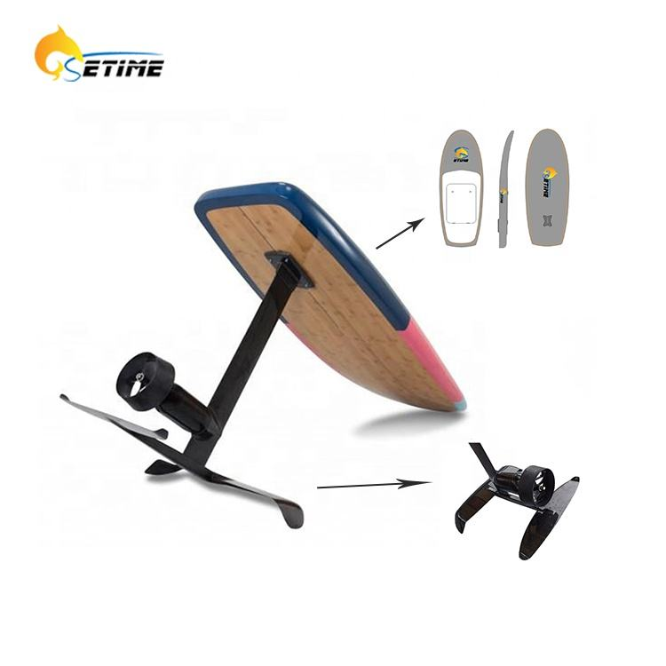Hydrofoil Electric Surfboard for Foil Surf with Efoil Motor Controller