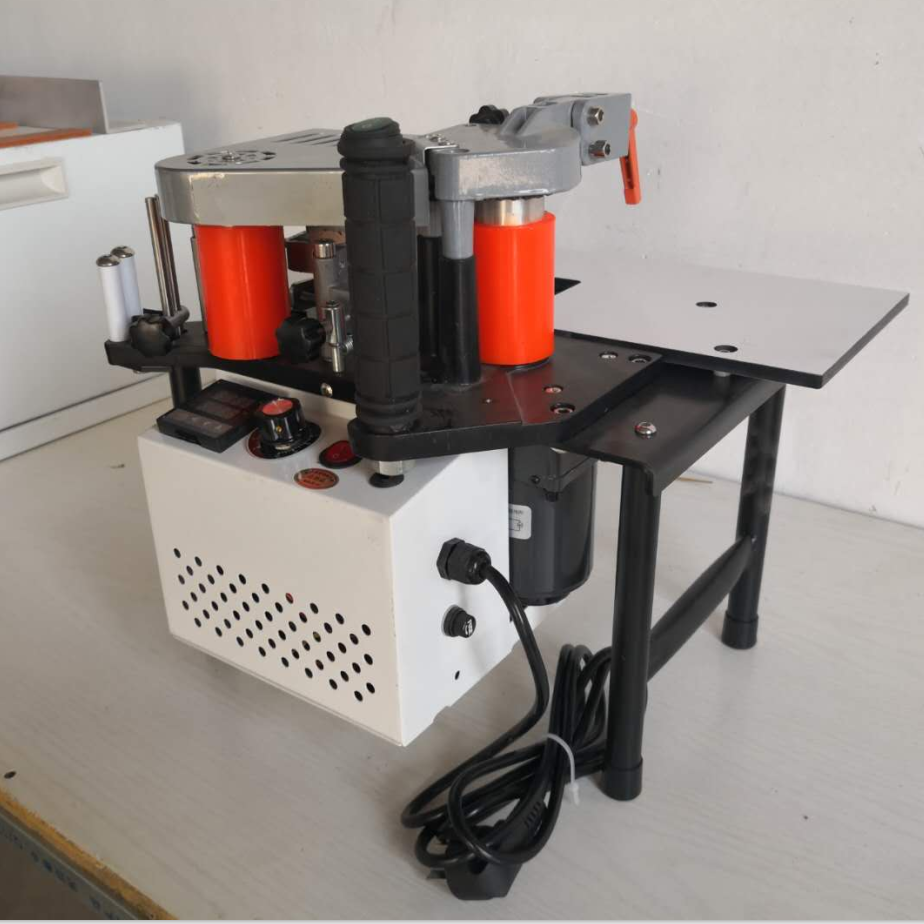 automatic 45 degree portable canco manual curve cnc edging edge banding machines pvc machinery with trimming