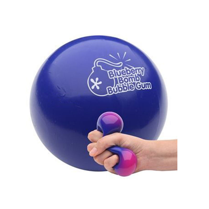 water/sand stress ball with logo for promotion