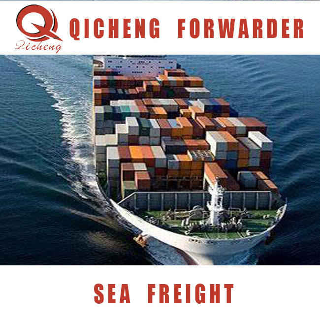 Cheap sea freight forwarder container cargo shipping rates from china to brazil usa Canada