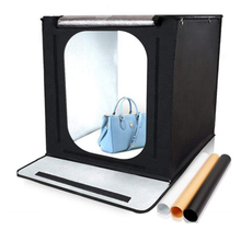 Factory Direct Sell 40cm Light Box Portable Shooting Photo Tent For Studio