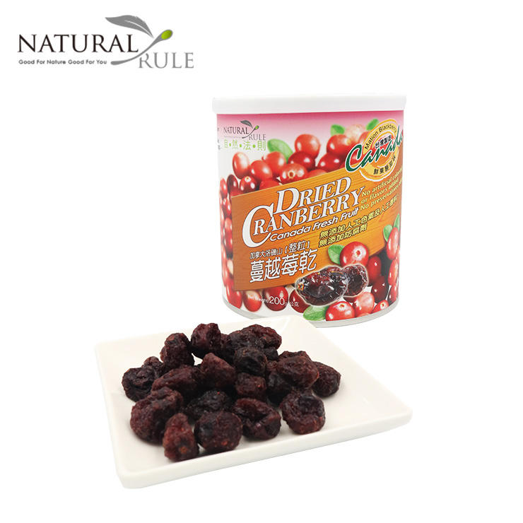 Brand Food Grade Mixed Fruit Dried Forest Dry Cranberry Wholesale
