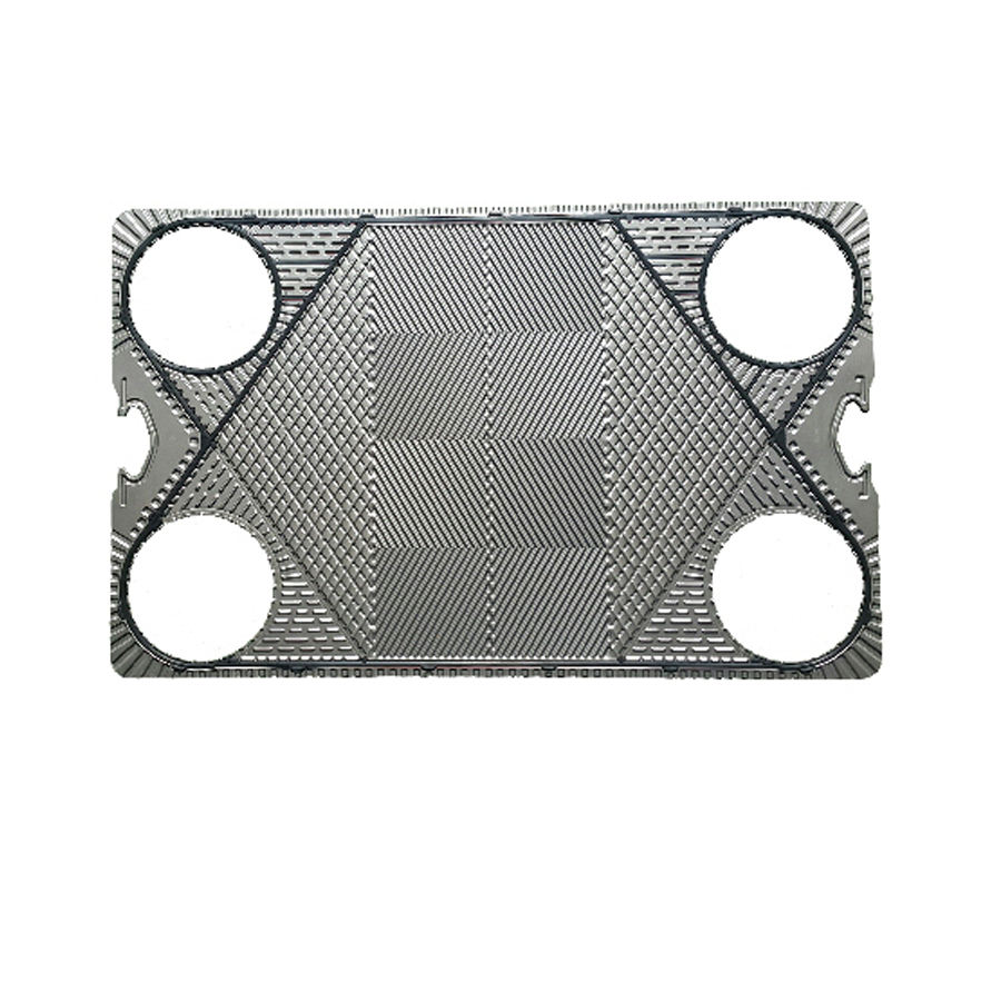 Successful heat-resistant high-temperature plate heat exchanger made in China