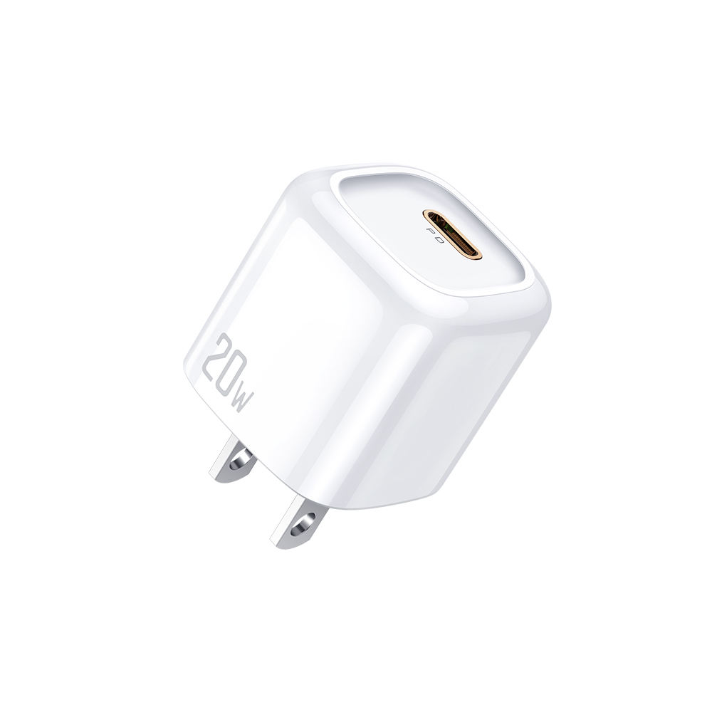 Trending USB C Mini Charger 18W 20W PD Wall Adapter For New Iphone 20W PD Charger For Iphone 12
