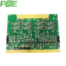 Custom Electronic Circuit Board Turnkey Service PCBA assembly PCB Manufacturer