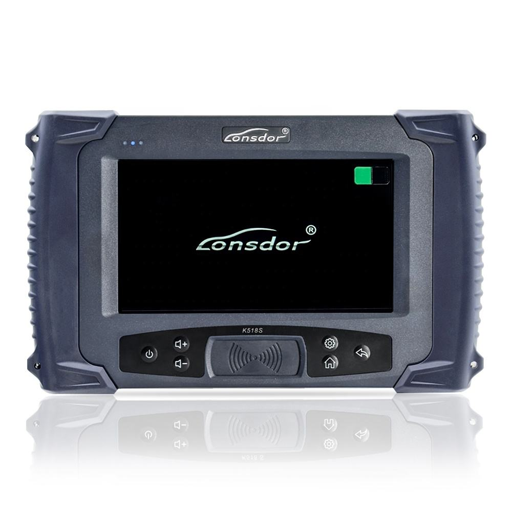 New Arrival Lonsdor K518S Key Programmer with Odometer Adjustment Support Multi-brand Cars for All Makes Lonsdor K518S
