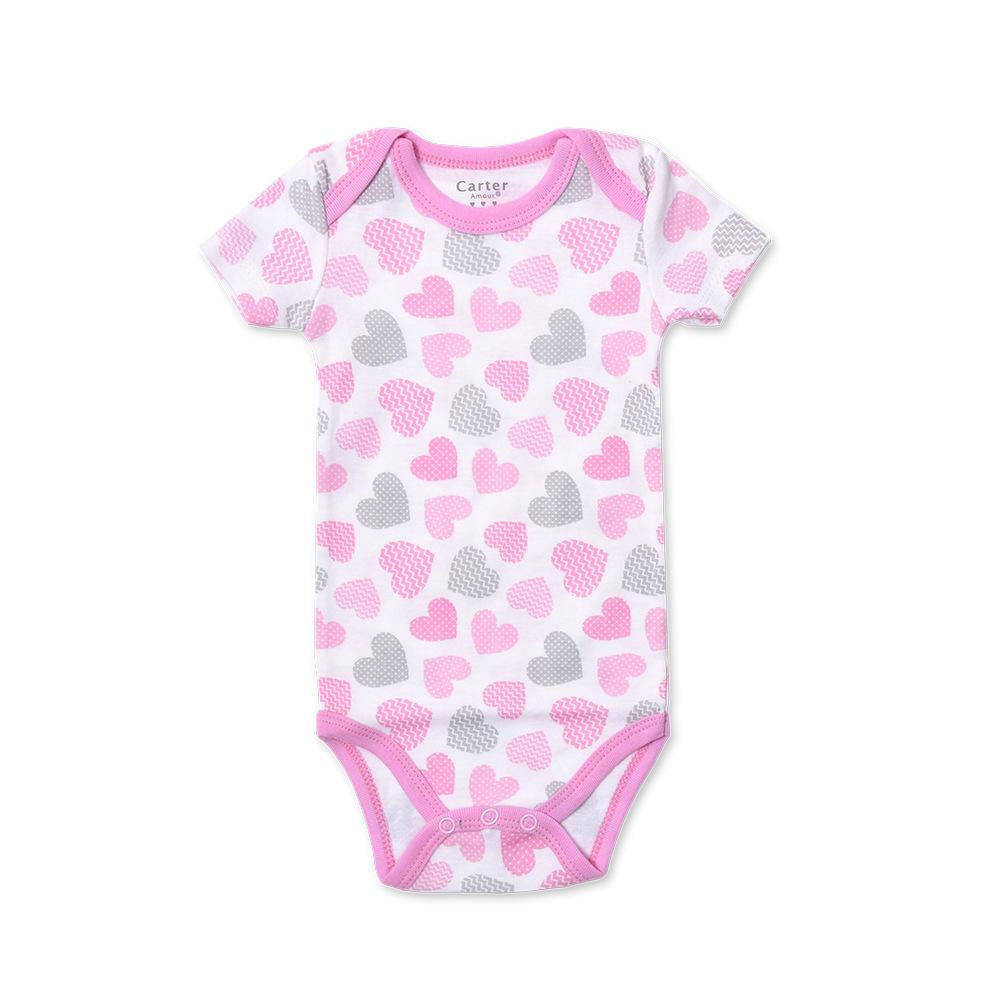 organic cotton tirupur Baby Clothes Newborn Unisex Baby Premature Blank Organic Cotton romper