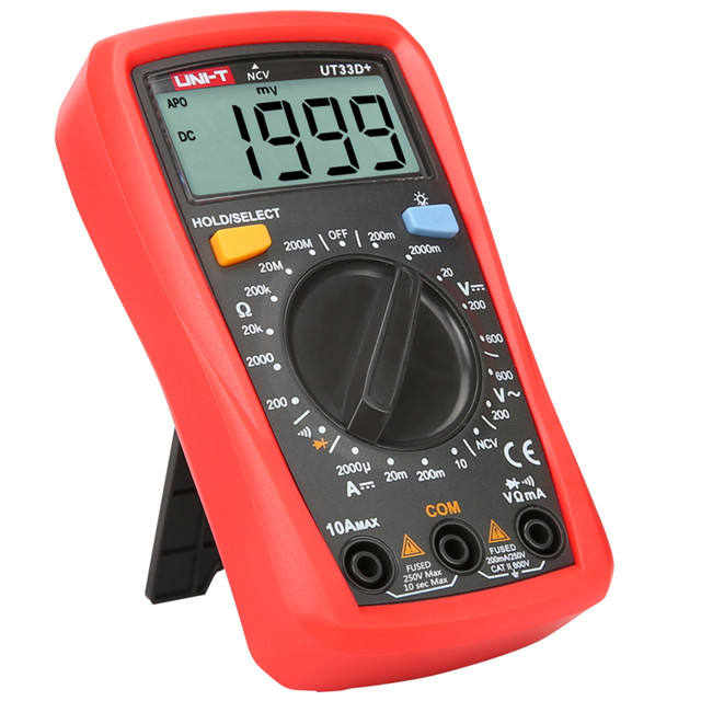 factory direct one peace degitel made in China automotive con dt 830l digital multimeter