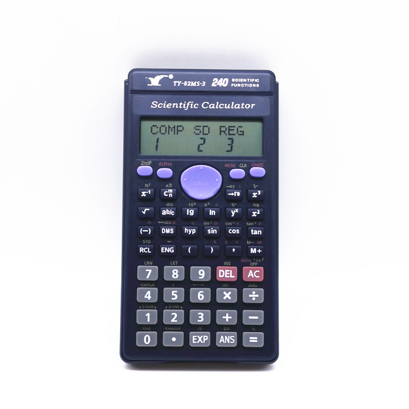 En gros 82ms super mince <span class=keywords><strong>calculatrice</strong></span> grande <span class=keywords><strong>calculatrice</strong></span> scientifique <span class=keywords><strong>calculatrice</strong></span> 12 chiffres 240 fonctions