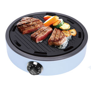 multifunctional infrared ceramic cooker BBQ grill-cooktop ceramic hot plate