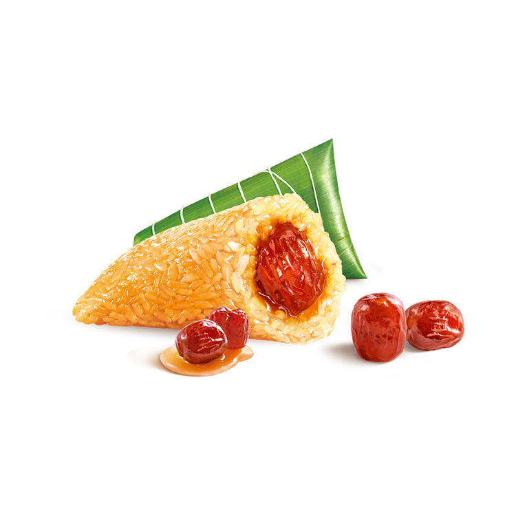 Chinese traditional snack food Festival traditional chinese rice-pudding Zongzi