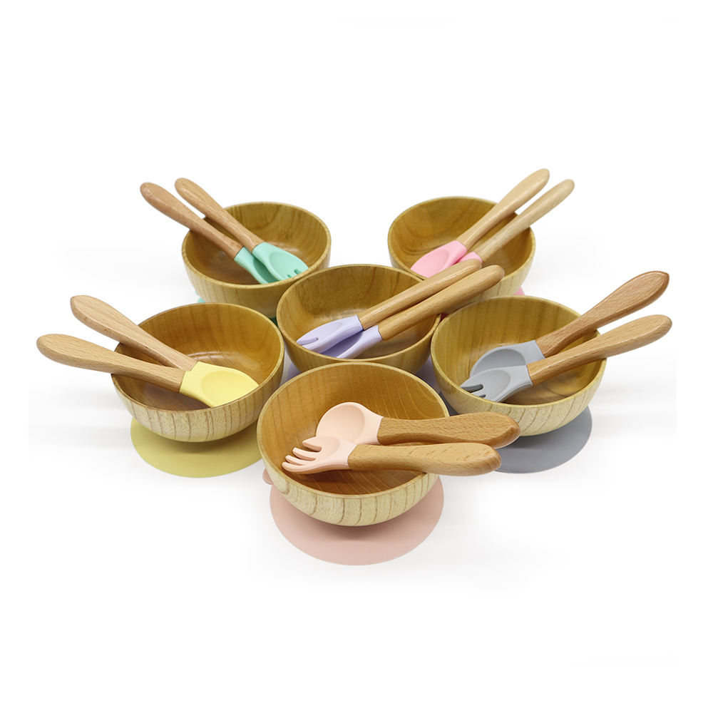 Multifunction Wooden Plus Size Eco-friendly Reusable Rice Water Spoon Ladle OK