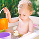 Duck Toys Toy Duck 2020 New Duck Kids Bath Toys Animal Shaped Baby Silicone Floating Shower Swimming Toy