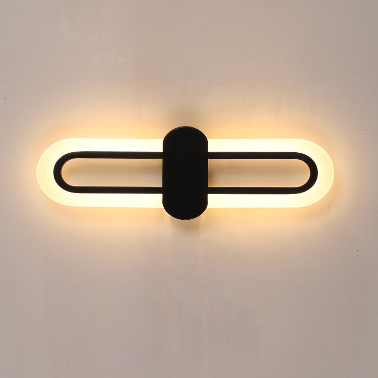 Modern metal Bedside Night Sconces Wall Lamp Light for Bedroom Living Room Interior LED Decorative Lamps