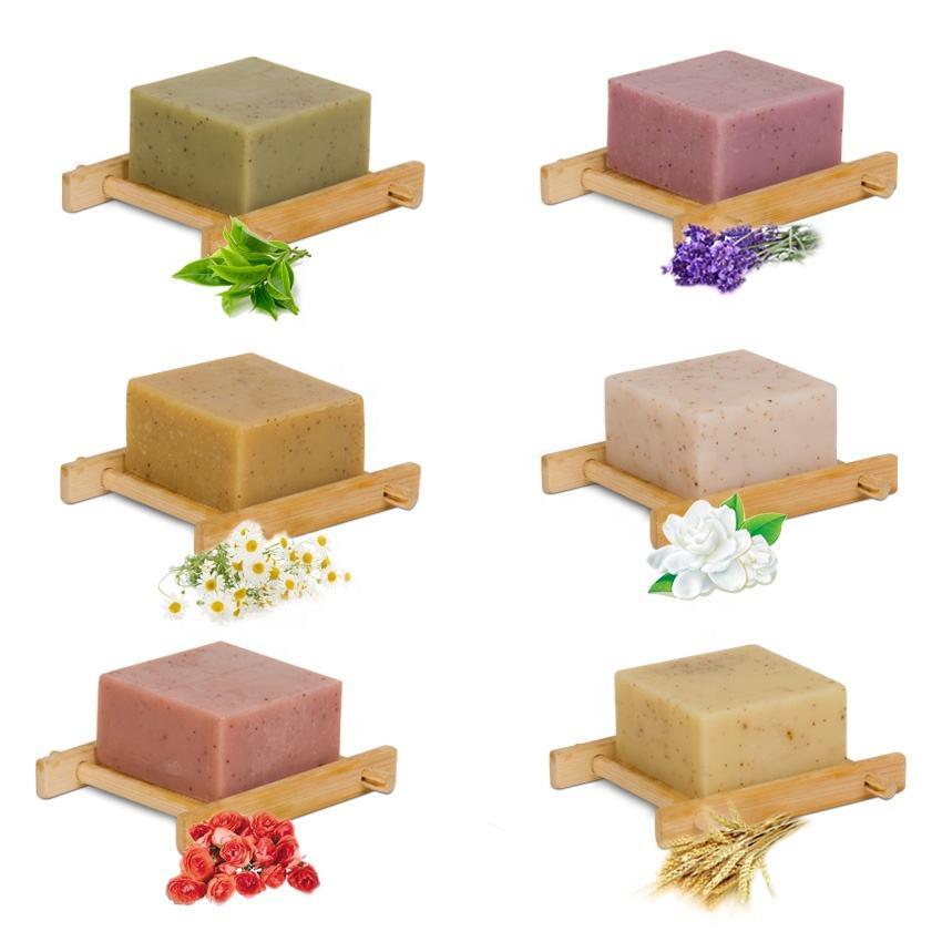 Wholesale Organic Bar Soap Private Label Natural Hotel Bath Soap Whitening Handmade Soap