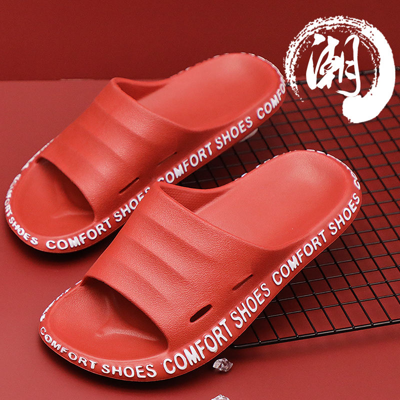 Drop ship 2020 Summer Shoes Fashion Non-slip causal sandal, house waterproof Beach Sandals, Outdoor Men Slides Slippers couple