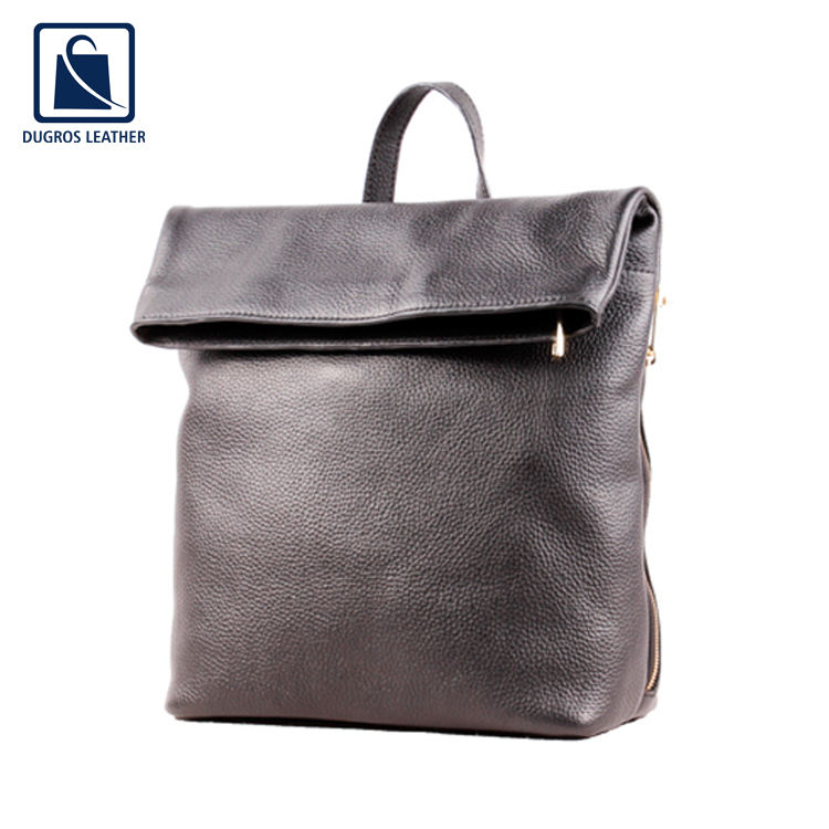Direct Factory Supply of Women Used Great Quality School Leather Backpack for Universal Customers