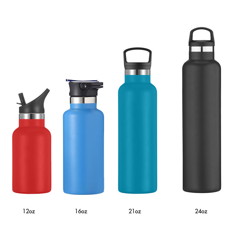 18/8 Bpa free hot and cold custom logo milton thermal drink bottle double wall vacuum insulated stainless steel water bottle