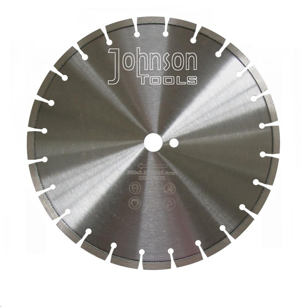 350mm Laser Diamond Saw Blade for Concrete and Construction