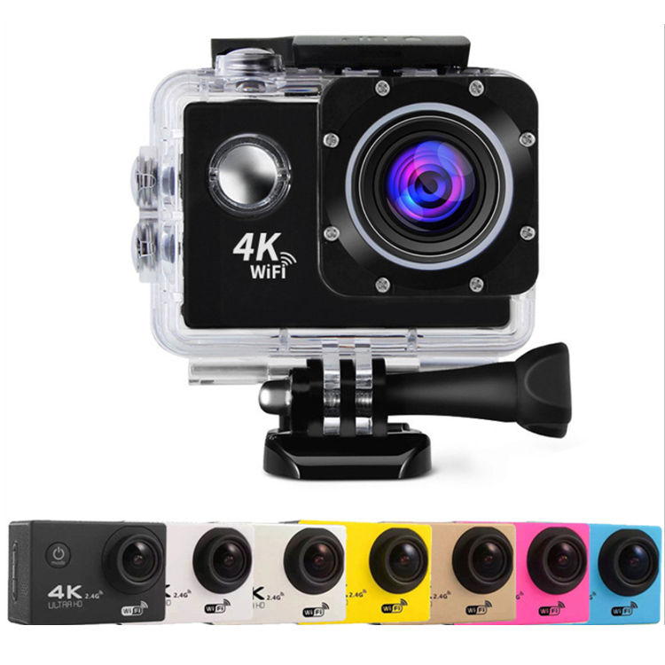 Cheapest Software Interpolated WiFi 4K Action Camera