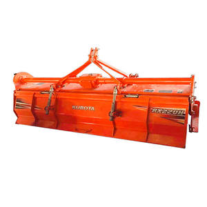RX220H kubota tractor rotary power tiller cultivator for farm