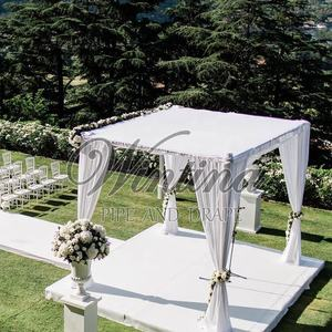 event decor wed backdrop square adjustable pipe frame kits hardware drapes supports kits pipe and drape (complete kits)
