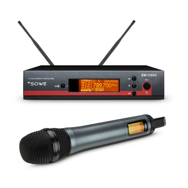2020 Hot selling UHF Single Channel Wireless Microphone