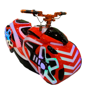 250W brushless 24V 20Ah batteries kids motorcycles amusement park rides electric motorcycle for children