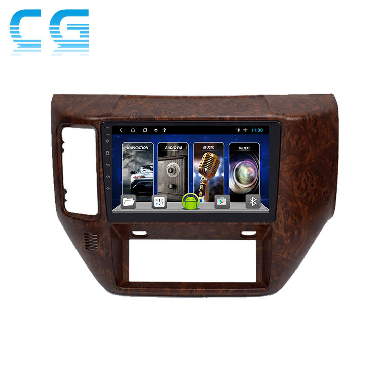 9 Zoll Android für Nissan Patrol 2015 Multimedia Stereo Auto <span class=keywords><strong>DVD</strong></span>-Player Navigation GPS Video Radio IPS Plays tore Wireless