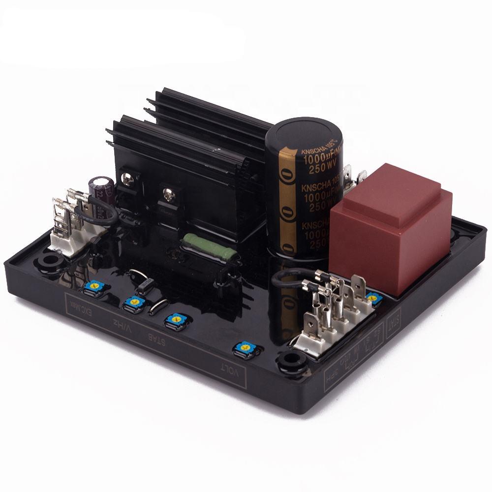 AVR R438 Automatic Voltage Regulator for Generator Volt Regulation Ship from USA