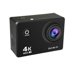 Hot selling 4K wifi waterproof video recorder Action sport c