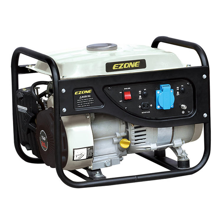 OEM Factory Direct Price EZ-1500 900W portable small generator petrol gasoline generators mini electric generator