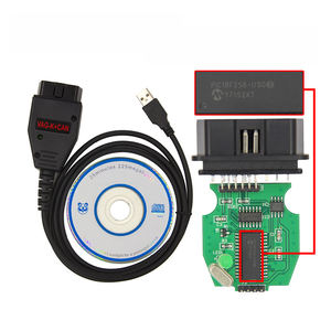 VAG K + CAN Commander 1.4 PIC18F258 USB Obd สำหรับ Audi สำหรับ VW