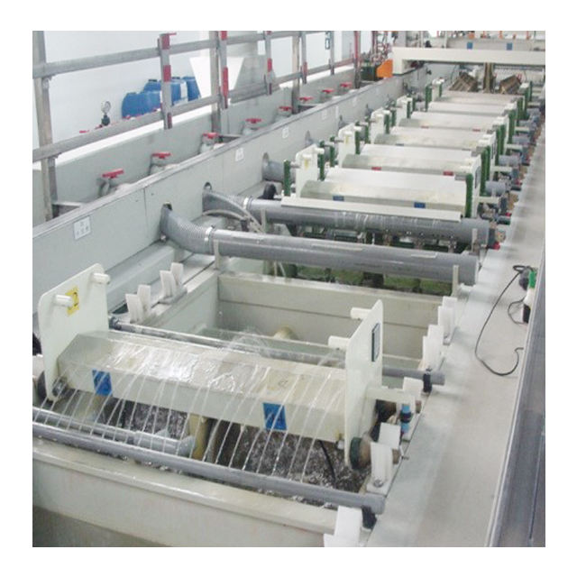 Machine Gantry Electroplating line for Barrel Zinc Nickel Plating