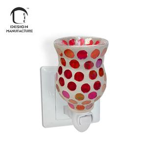 mosaic wax melt warmer electric tart warmer luxury hot sale plug In aroma warmer