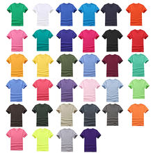 Custom Mass promotion of cheap polyester cotton variegated Tshirt Printing Logo gym Tee Shirts Blank Embroidery Mens T Shirt